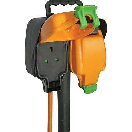Image for Masterplug Outdoor Socket from StoreName