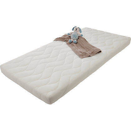 Saplings Space Saver Cot And Foam Mattress At Homebase Be Inspired And Make Your House A