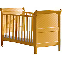 Saplings Victoria Cot Bed - Country Pine.