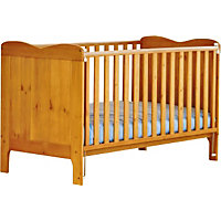 Saplings Stephanie Cot Bed - Country Pine.