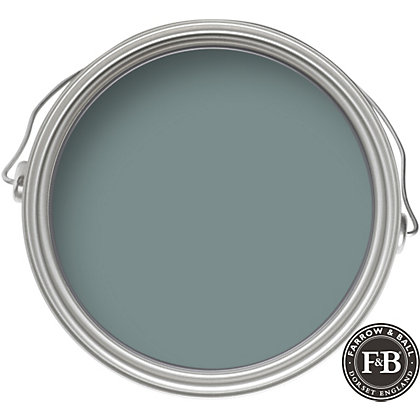 Image for Farrow & Ball Eco No.85 Oval Room Blue - Exterior Matt Masonry Paint - 5L from StoreName