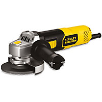 Stanley FatMax 850W 115mm Angle Grinder - FME811K