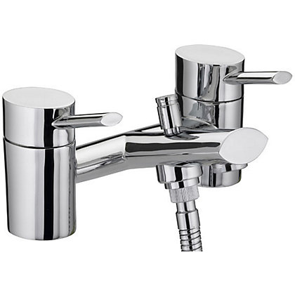 Image for Bristan Oval Bath Shower Mixer Tap from StoreName