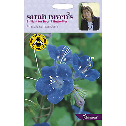 Image for Sarah Ravens Phacelia Campanularia Seeds from StoreName