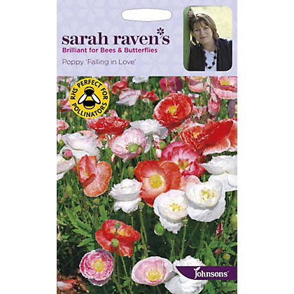 Image for Sarah Ravens Poppy Falling In Love Seeds from StoreName