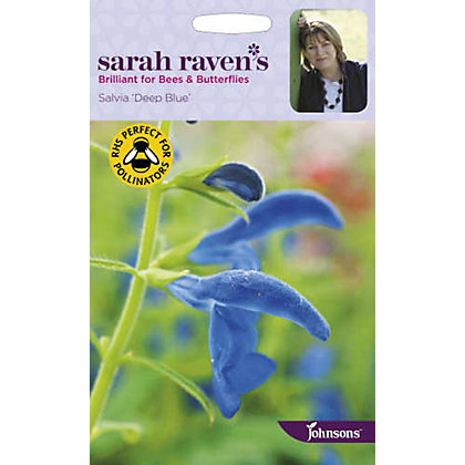 Image for Sarah Ravens - Salvia Deep Blue from StoreName