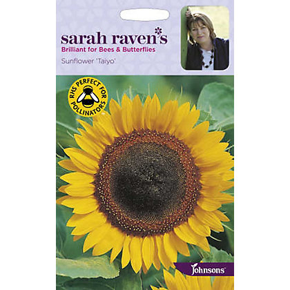 Image for Sarah Ravens Sunflower Taiyo Seeds from StoreName