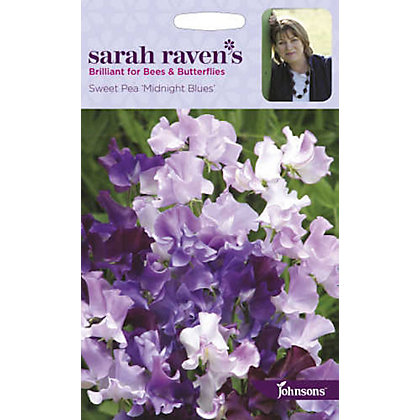 Image for Sarah Ravens - Sweet Pea Midnight Blues from StoreName