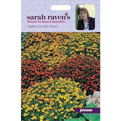 Image for Sarah Ravens - Tagetes Starfire Mixed from StoreName