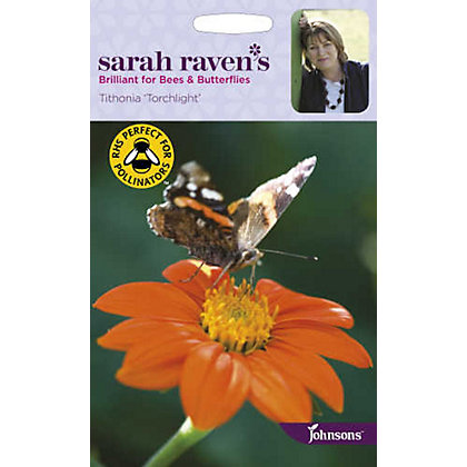 Image for Sarah Ravens Tithonia Torchlight Seeds from StoreName