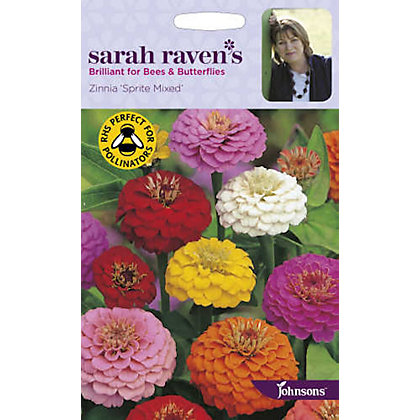 Image for Sarah Ravens - Zinnia Sprite Mixed from StoreName
