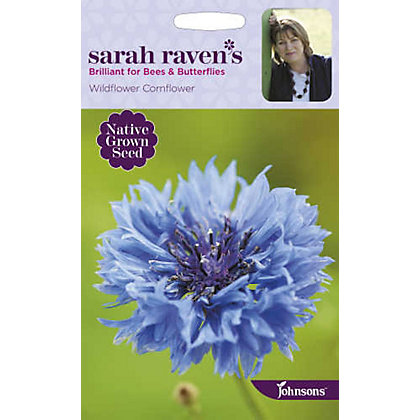 Image for Sarah Ravens Wildflower Cornflower Seeds from StoreName