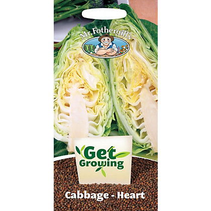 Image for Get Growing - Cabbage, Heart from StoreName