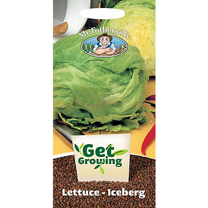 Image for Get Growing - Iceberg Lettuce from StoreName