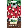 Get Growing - Radish, Long