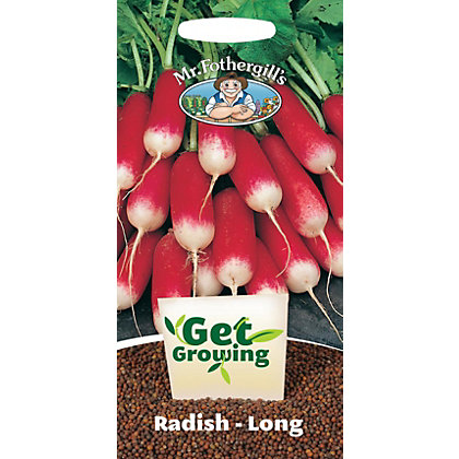 Image for Get Growing - Radish, Long from StoreName