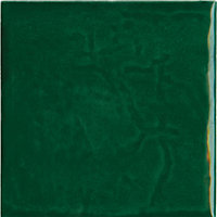 Cotswold Bottle Green Gloss - 100 x 100mm - 25 pack