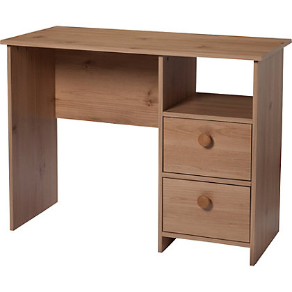 desks office furniture office desks orio office desk pine effect
