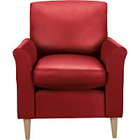 fabric chair red at homebase be inspired and make