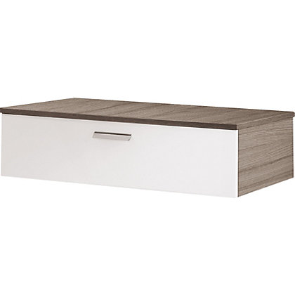 Image for Monaco Bathroom Modular 900 1 Drawer For Sit On Basin from StoreName