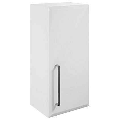 Image for Winchester Single Bathroom Wall Unit Only - White from StoreName