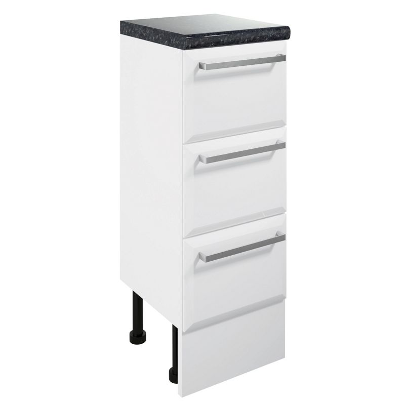 Homebase Fitted Bathrooms: Towel Storage: Towel Cupboards, Towel Shelves, Towel Racks