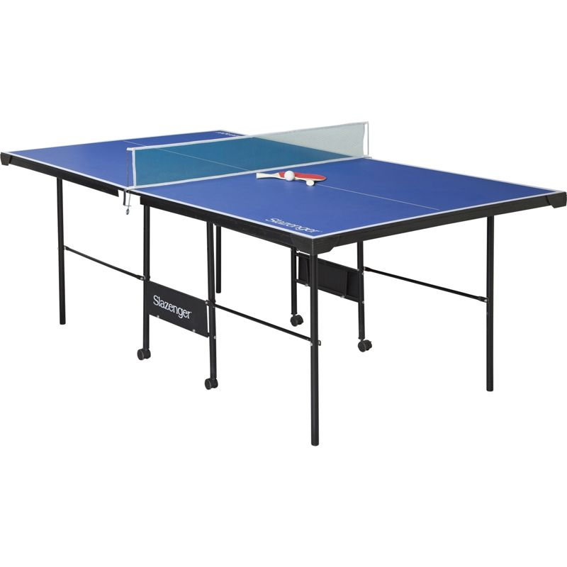 Slazenger full size outdoor table tennis table - Measurements of a table tennis table ...