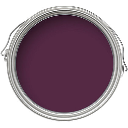Image for Dulux Weathershield Royal Berry - Exterior Gloss Paint - 750ml from StoreName