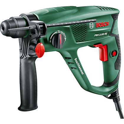 Image for Bosch PBH 2100 RE SDS Electric Pneumatic Rotary Hammer Drill - 550W from StoreName