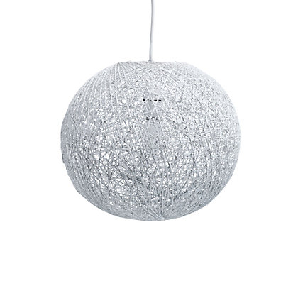 Image for Abacas Ball Shade - White from StoreName