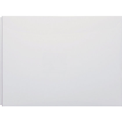 Image for Olney Single or Double Ended Shower Bath End Panel from StoreName