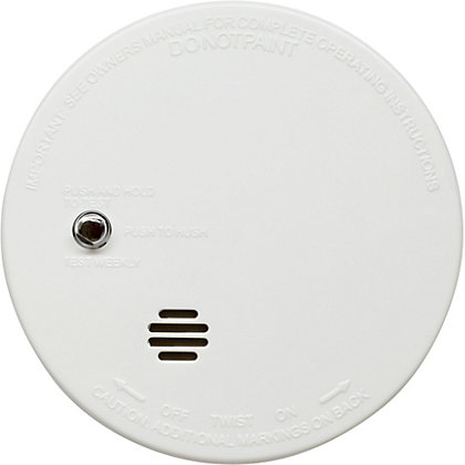 Image for Lifesaver Smoke Alarm from StoreName