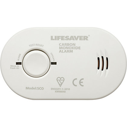 Image for Lifesaver Carbon Monoxide Alarm from StoreName