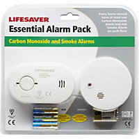 Lifesaver Essential Alarm Pack
