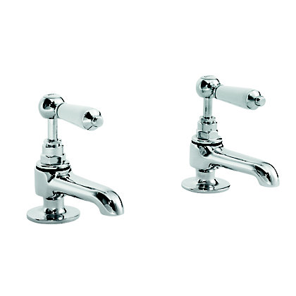 Image for Renaissance Basin Taps - Chrome from StoreName