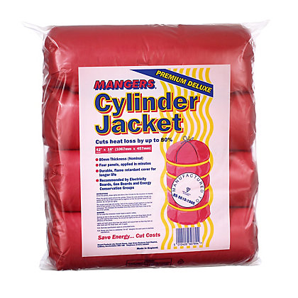 Image for Cylinder Jacket - 42 x 18in from StoreName