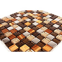 Homelux Mosaic Mixed Media - Calgary - 1 Pack
