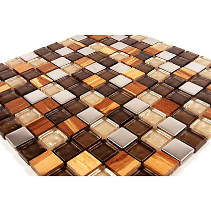 Image for Homelux Mosaic Mixed Media - Calgary - 1 Pack from StoreName