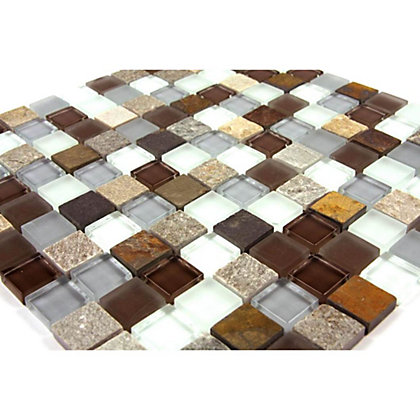 Image for Homelux Mosaic Mixed Media - Tucson - 1 Pack from StoreName