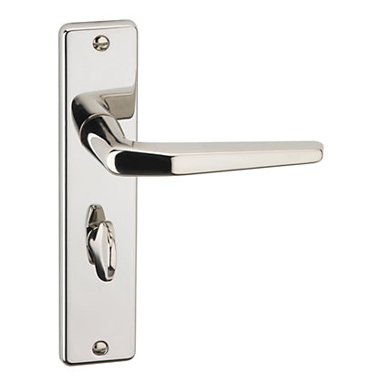 Image for Rennes Bathroom Lever - Polished Nickel from StoreName