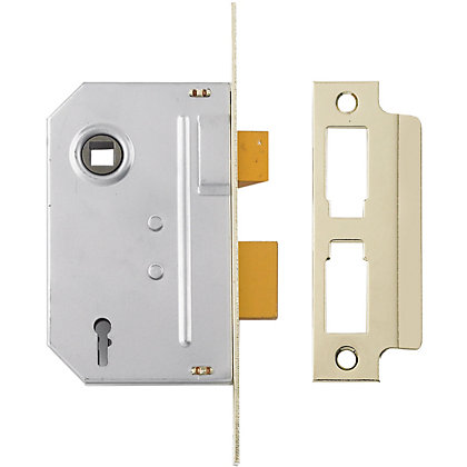 Image for Yale PM320 3 Lever Sashlock 64mm - Chrome from StoreName