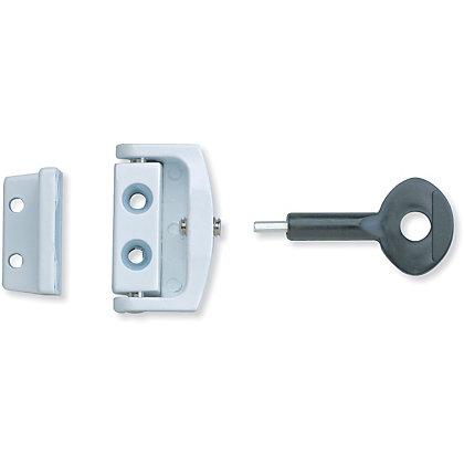 Image for Yale P-113 Toggle Window Lock - White - 2 Pack from StoreName