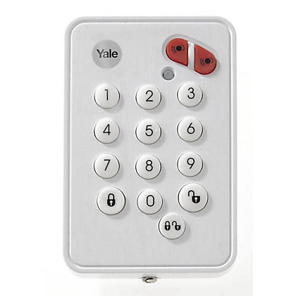 Image for Yale Easy Fit Alarm Keypad from StoreName