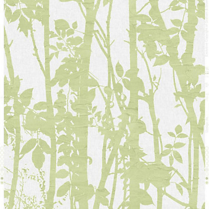 Sophia stripe wallpaper green - Butterfly wallpaper homebase ...
