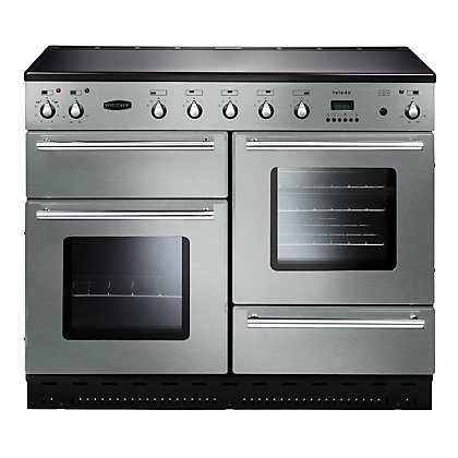 Image for Rangemaster Toledo 8807 110cm Electric Induction Cooker - Silver from StoreName