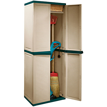 Image for Keter Medium Storage Cabinet - 177 x 65 x 45cm from StoreName