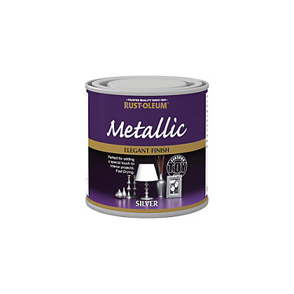 Image for Rust-Oleum Silver - Painters Touch - 250ml from StoreName