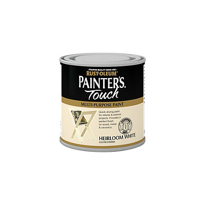 Image for Rust-Oleum Heirloom White - Painters Touch - 250ml from StoreName