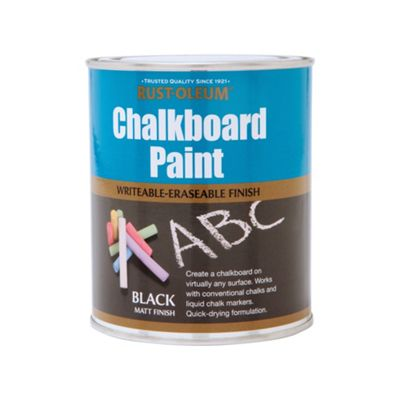 Rust Oleum Black Washable Paint
