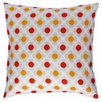 Habitat Delores Floral Patterned Pillowcase - Multicoloured